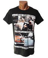 Мото футболка Highlander - №5209