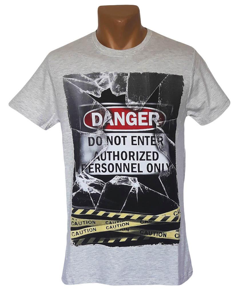 Мужская футболка Daniel and Jones - №5338