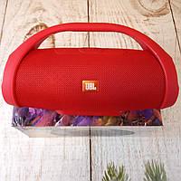 Портативная колонка в стиле JBL Boom box Mini Red - Красная (Реальные фото)