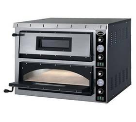 Печь подовая для пиццы эл. Apach AML44