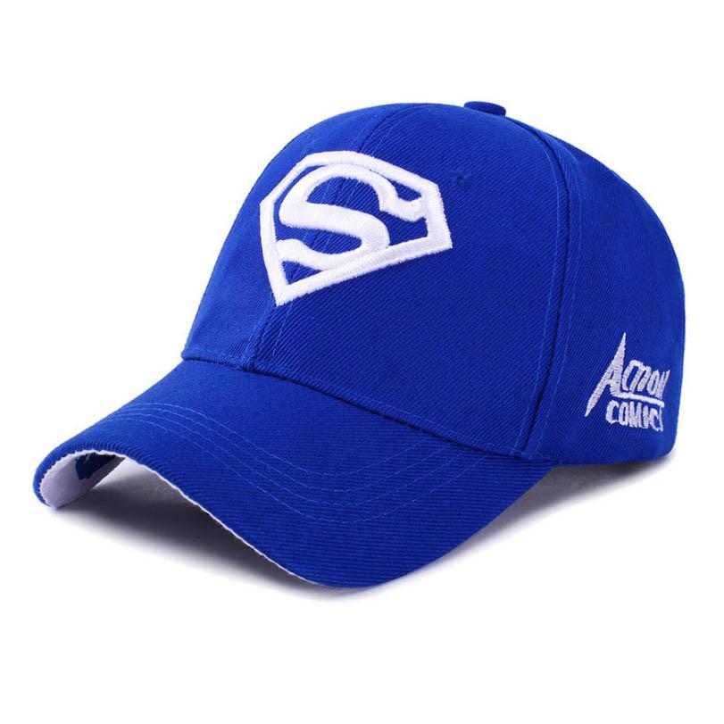 Бейсболка Супермен SGS - №5636