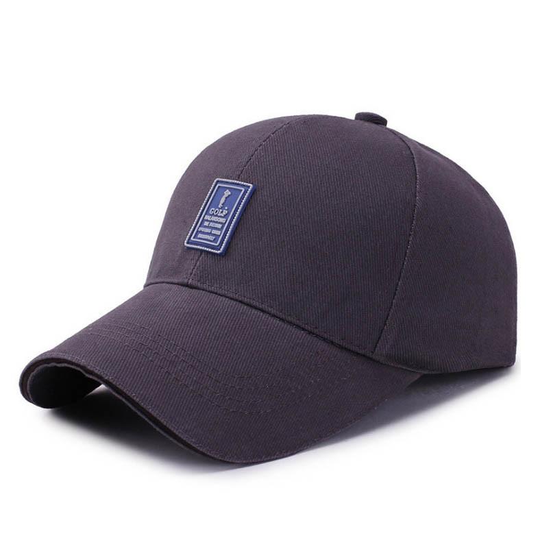 Мужская брендовая бейсболка Golf  SGS - №5648