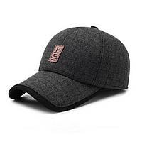 Мужская зимняя кепка Ediko SGS - №5649