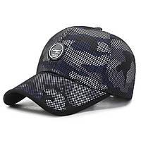 Мужская кепка хаки - №5660