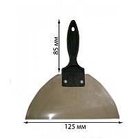 Шпатель резиновый 130 мм
