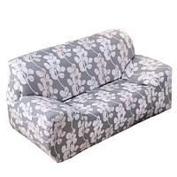 Чехол на кресло/полутрный диван натяжной Stenson R26297 90-145 см