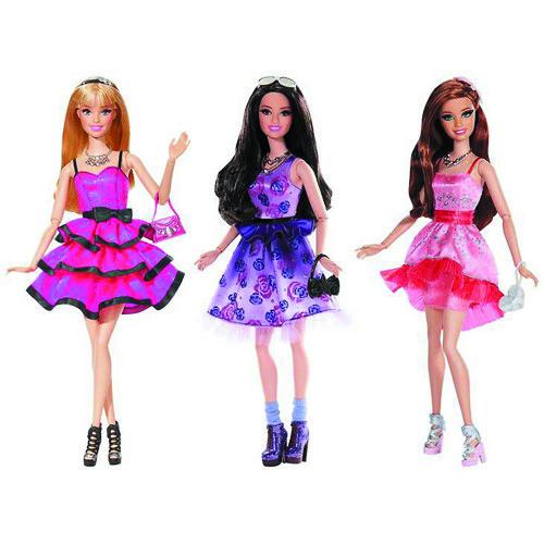 Кукла Barbie гламурная вечеринка
