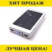 Power Bank с солнечной батареей Solar PB 30000 NEW