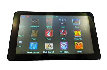 """Автомобільний GPS навігатор 711 8gb 800mhz 256mb екран 7"""""""