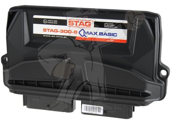 Контроллер AC STAG 300-8 Qmax Basic 8 цил.