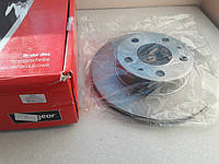 Тормозной диск перед R16 на Fiat Ducato 250, Peugeot Boxer 3, Citroen Jumper (2006-2014), 1607872280, 4249H2