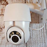 Камера видеонаблюдения IP с записью WIFI EC76-U15 (Живые фото)