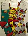 Шкарпетки жіночі кольорові з принтом. ТМ Steven,38-40. 35-37, фото 2