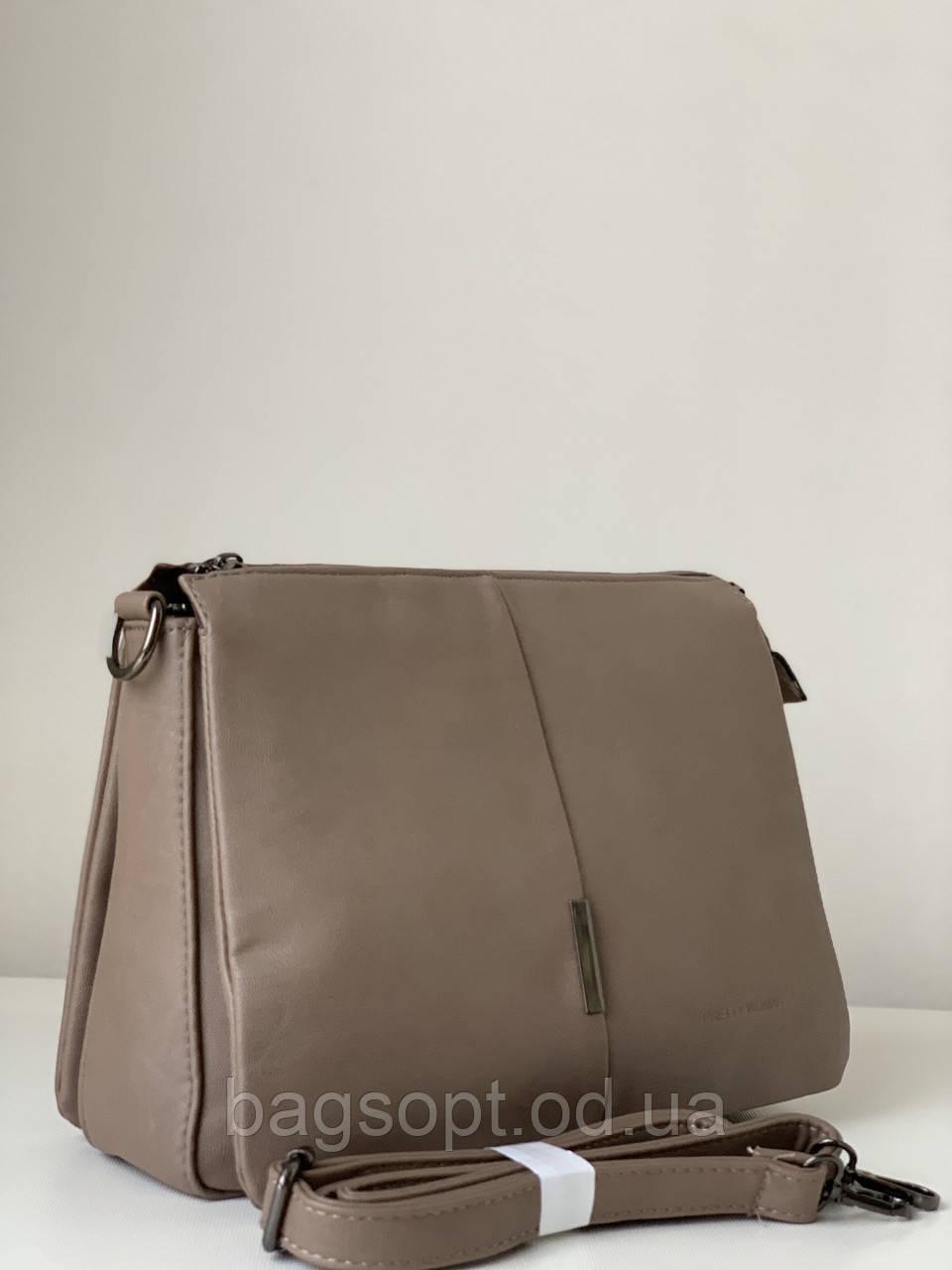 Женская классическая сумка повседневная Pretty Woman с плечевым ремнем в Одессе
