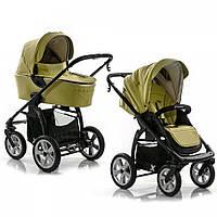 Детская прогулочная коляска X-Lander X-Move Green зелёная