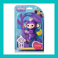 Интерактивная обезьянка Fingerlings Monkey!Акция