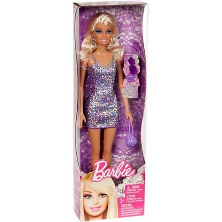 Кукла Барби блестящая, фото 2