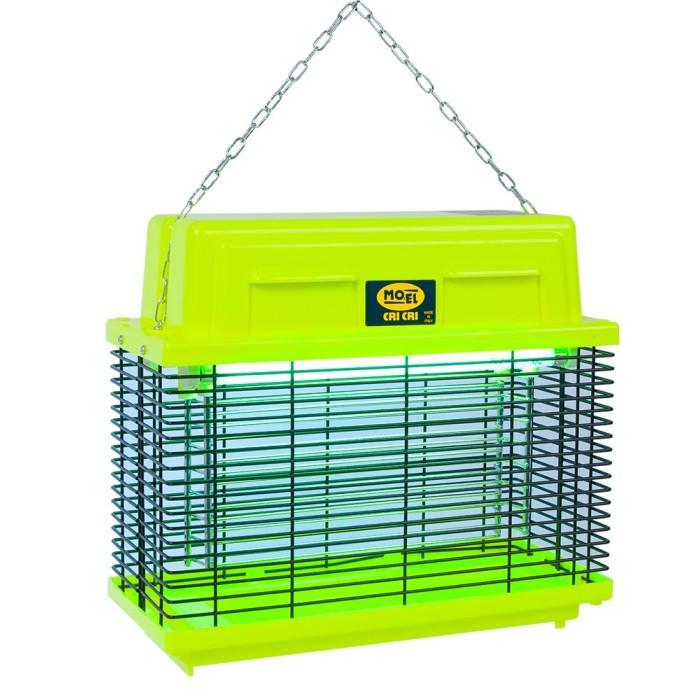 Электрический уничтожитель комаров MO-EL CRICRI 309 Fluo Green (до 320 м2, сертификат)
