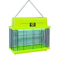 Електричний знищувач комарів MO-EL CRICRI 309 Fluo Green (до 320 м2, сертифікат)