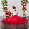 Детское бальное платье Фея