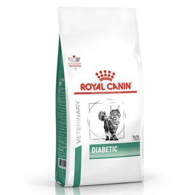 Корм для кошки при сахарном диабете Royal Canin Diabetic Сat, 400 г, роял канин