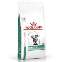 Корм для котов при сахарном диабете Royal Canin Diabetic Сat 1,5 кг
