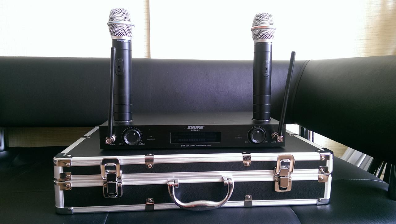 Оренда радіомікрофонної системи