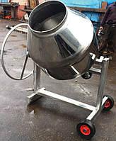 Пищевой смеситель из нержавеющей стали 120 литров. Фаршемешалка