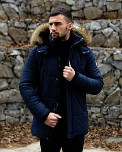 Куртка Канада синяя