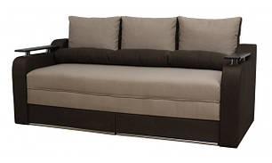 """Викочування диван з перекидним матрацом. """"ЛОРЕНЦО"""". Габарити: 2,10 х 1,05 Спальне місце: 1,80 х 1,90"""