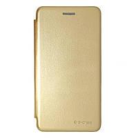Чехол книжка для Xiaomi Redmi 4x   Luxo Leather Walet Золотой