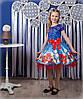 Детское бальное платье Маки