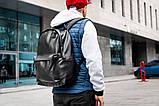 Рюкзак чоловічий міської шкіряний TRIGGER wlkr, фото 3