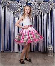 Дитяче бальне плаття Жар птиця
