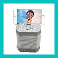 Портативная Bluetooth колонка J-41 с часами
