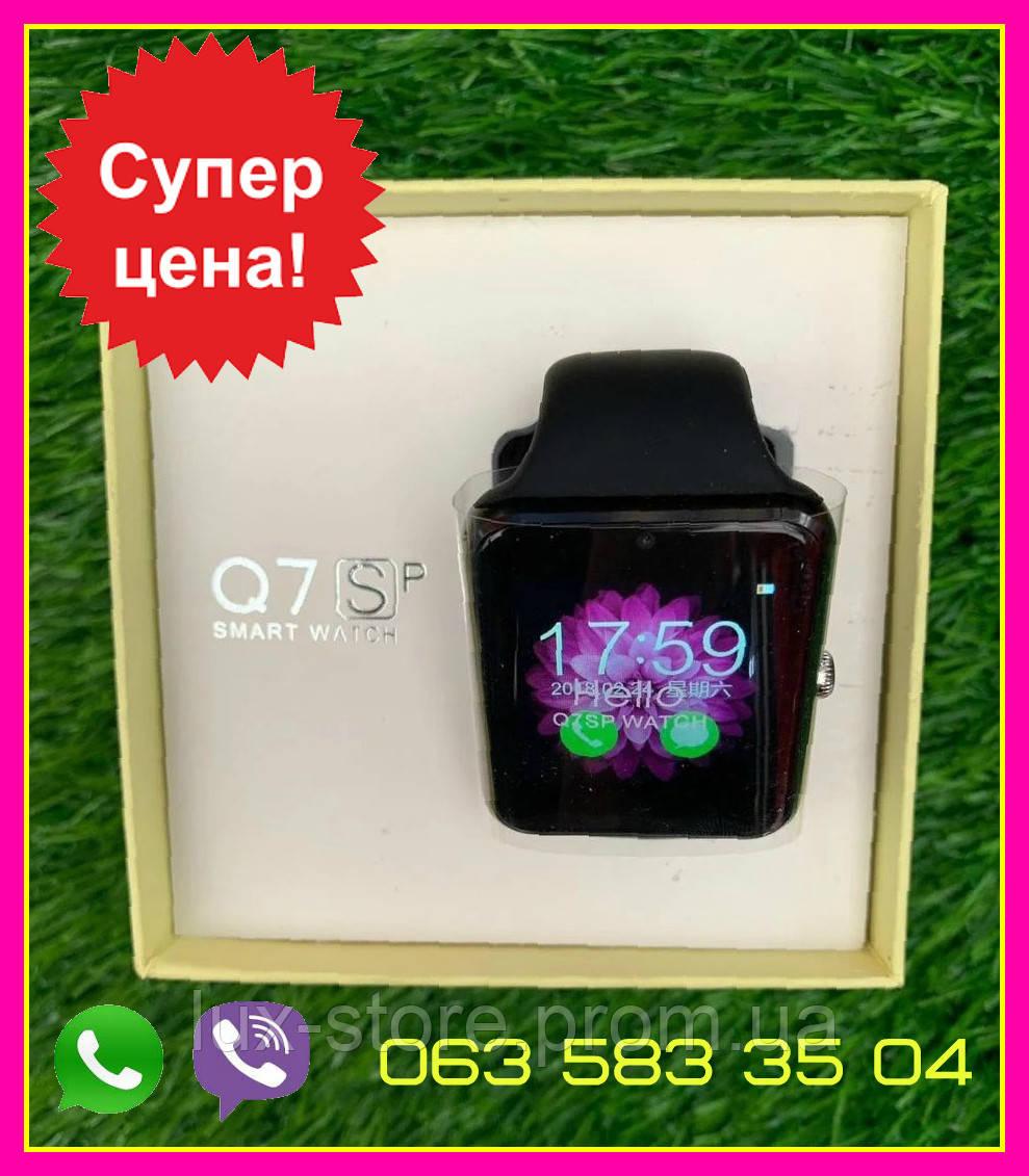 Смартчасы Q7Sp smart watch фитнес с симкартой 2502С