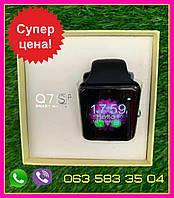 Смартчасы Q7Sp smart watch фитнес с симкартой 2502С, фото 1
