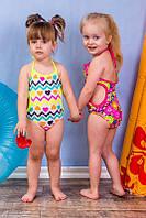 98-122, купальник на девочку , детский, 100% хлопок