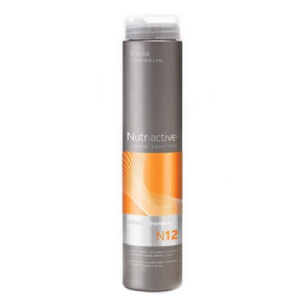 Шампунь для волос Erayba N12 Collastin Shampoo 500 мл