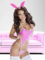 Сексуальный игровой костюм Playboy зайчик