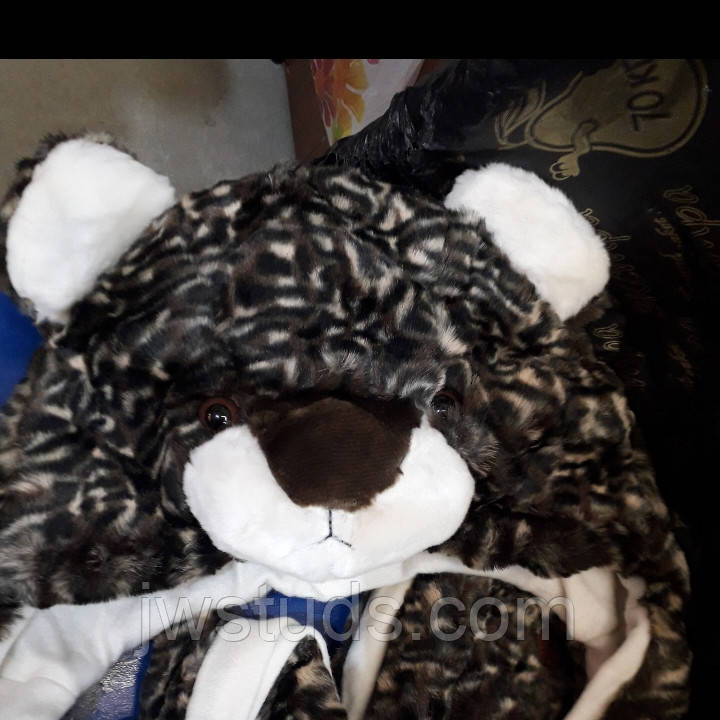 ХИТ!!! Шапка кигуруми Тигр зверошапка