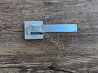 Дверная ручка Kedr  R 06.081 SN/CP никель