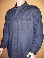 Джинсовая рубашка Montana 12190, фото 1