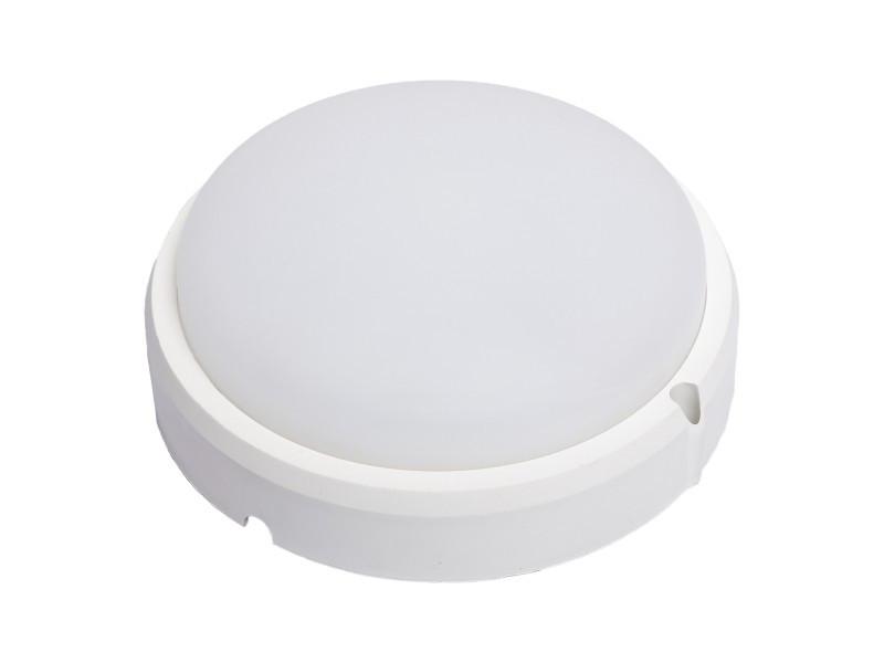 ЖКГ круглий LED світильник Luxel 12W IP65