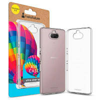 Чехол для моб. телефона MakeFuture Air Case (Clear TPU) Sony Xperia 10 (MCA-SOX10)