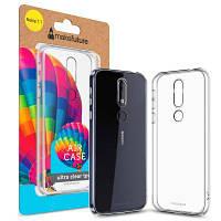 Чехол для моб. телефона MakeFuture Air Case (Clear TPU) Nokia 7.1 (MCA-N71)