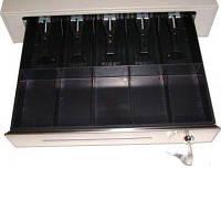 Денежный ящик HPC System HPC 18S Wh 24V (285)