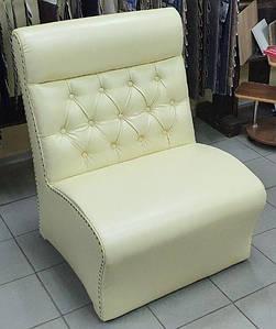 М'яке крісло Sentenzo Лассо з високою спинкою для відвідувачів