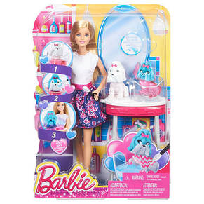 Набор Barbie гламурный салон для любимцев, фото 2