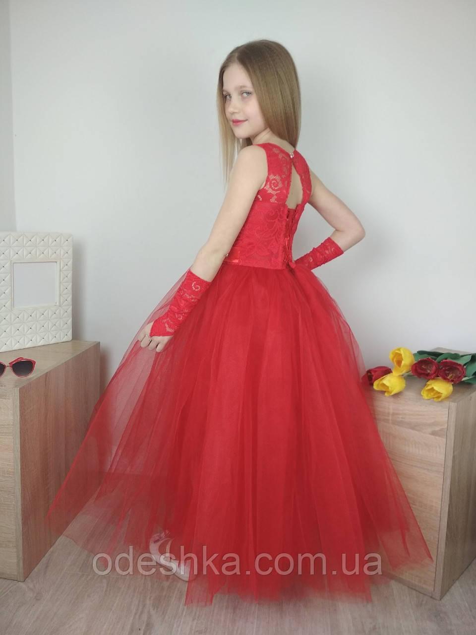 Детское бальное платье Клео
